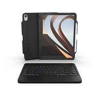 ZAGG Black Rugged Book Go Keyboard And Folio Case For IPad Pro 11 (2018/2019)