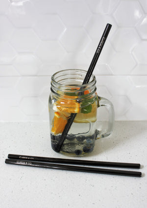 Load image into Gallery viewer, Stainless Steel Straws