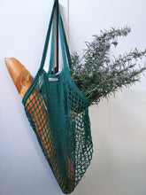 Load image into Gallery viewer, String Bag - Forest Green Colour