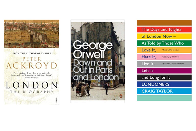 Best London Books to read