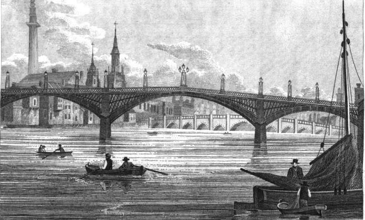 History of southwark bridge