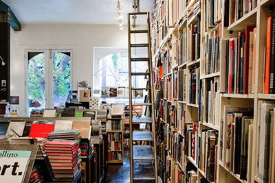 Best bookshop in San Francisco