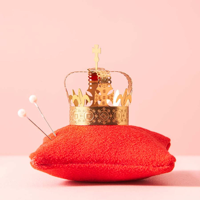 Gold crown miniature