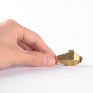 pocket size miniature submarine model kit