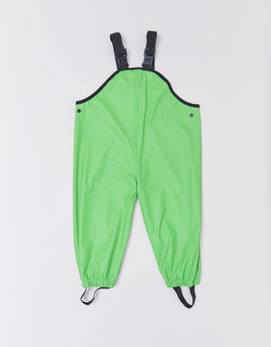 Rainkoat Overalls Green