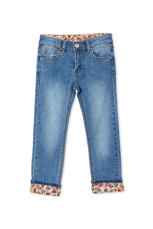 Milky Junior Girls Jean Denim