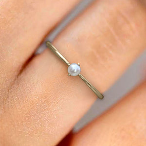 The Darling Pearl Ring