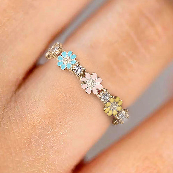 The Baby Blossom Ring