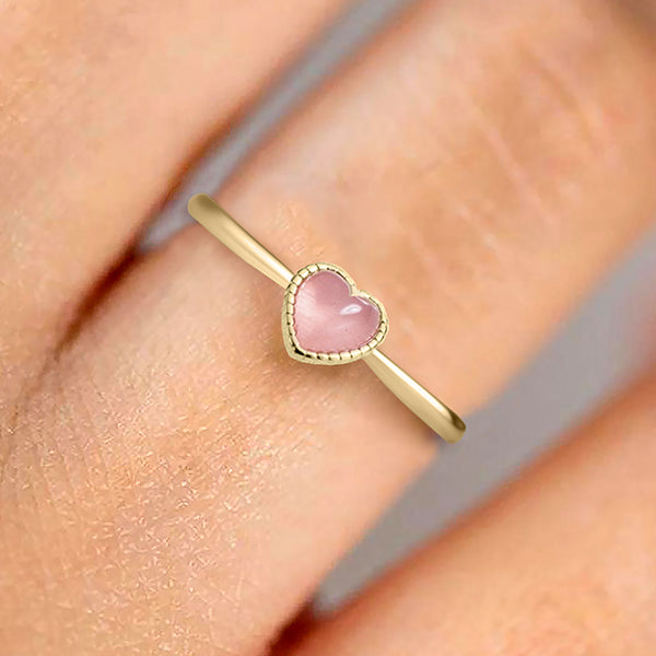 The Rose Blush Ring