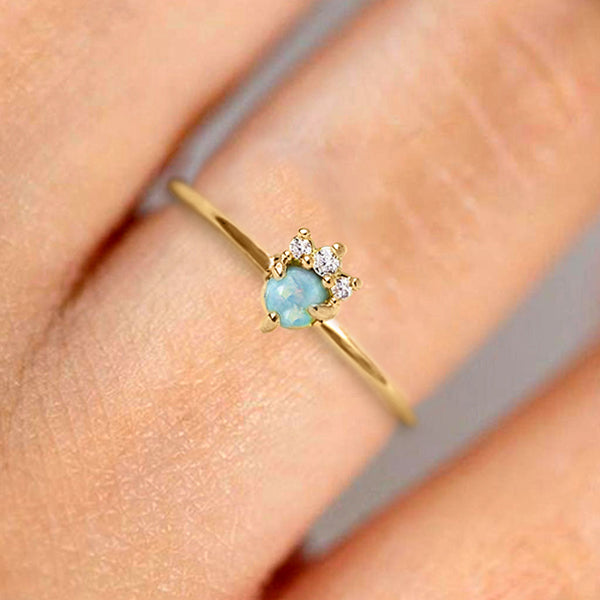 The Sea Mermaid Ring