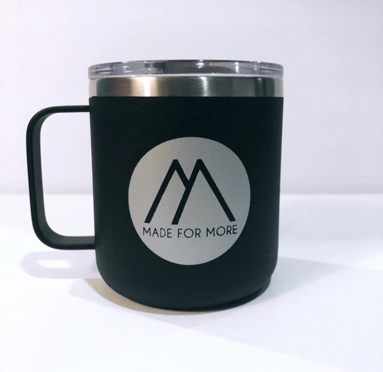 Stainless Steel Mug 12oz