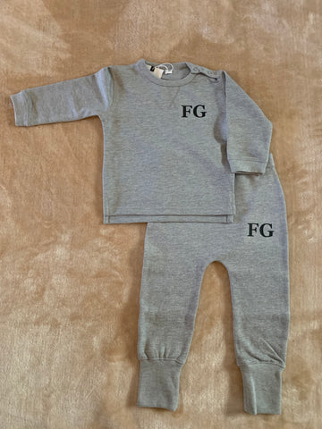 Children's Personalised Tracksuit