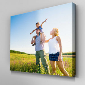 Landscape/Portrait Canvas Print