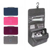 Hanging Toiletry Cosmetic Bag Portable Waterproof - multimegastore.com