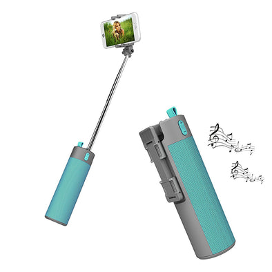 Selfie Stick Phone Charger Wireless Speaker - multimegastore.com