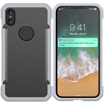 IPhone X Beetle Mobile Phone Case - multimegastore.com