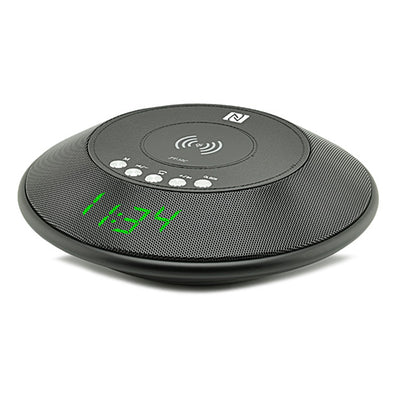 Portable Bluetooth Speaker Wireless Charger - multimegastore.com
