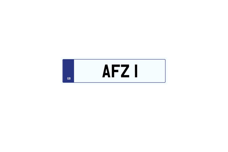 Private Plate Afz 1 by Kahn - Image 266