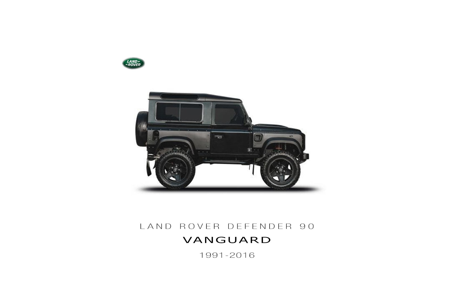 Land Rover Defender 90 (1991-2016) Vanguard Tailored Conversion by Chelsea Truck Company - Image 604