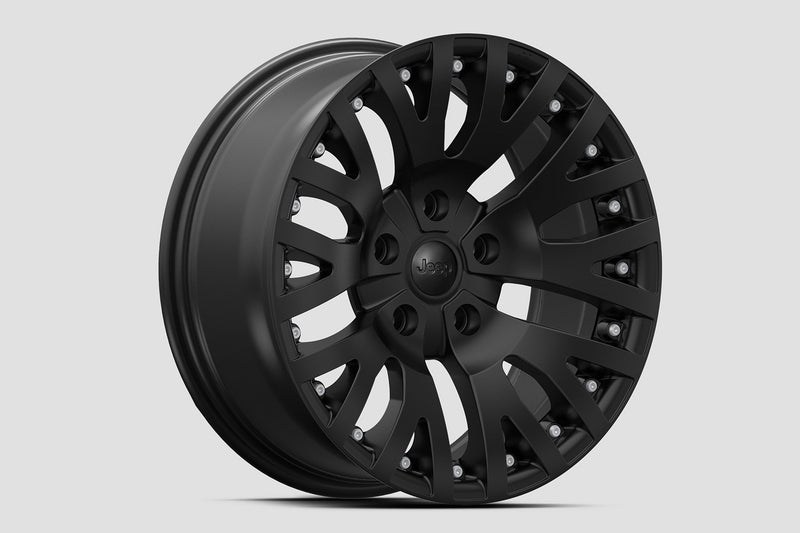 Jeep Wrangler Jk (2007-2018) 1941Dc Light Alloy Wheels Image 4933