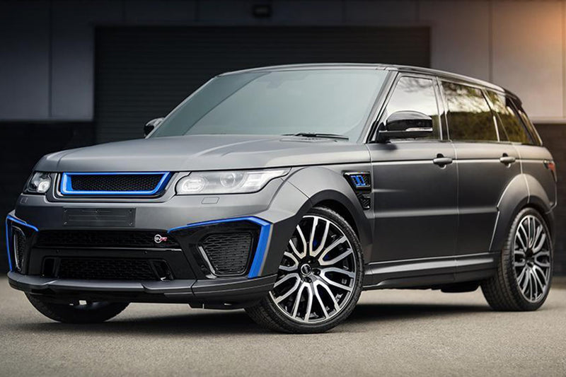 Range Rover Sport Svr (2015-2018) Pace Car Exterior Body Styling Pack by Kahn - Image 2406