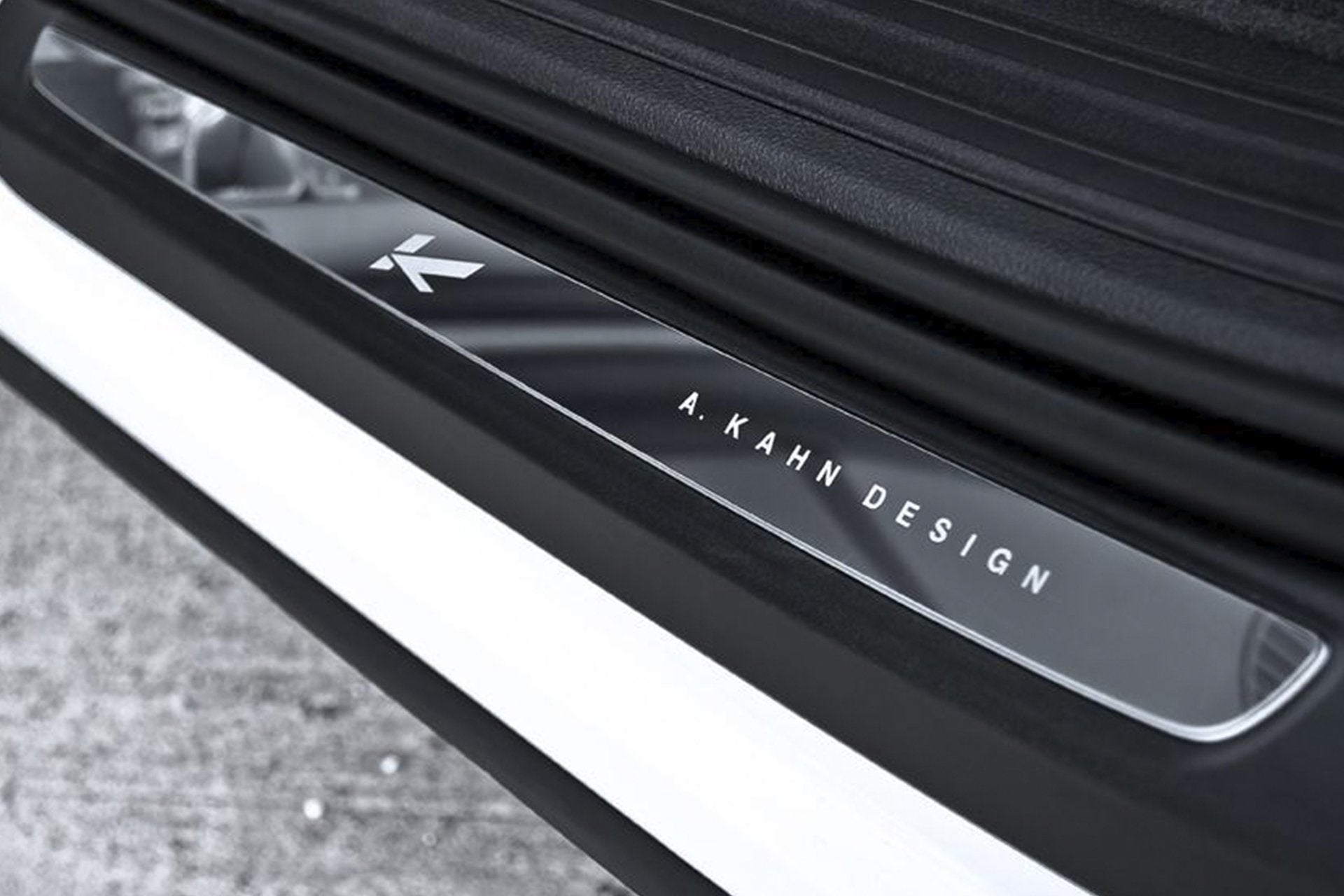 Audi A5 (2007-2012) Door Entry Sill Plates by Kahn - Image 1865