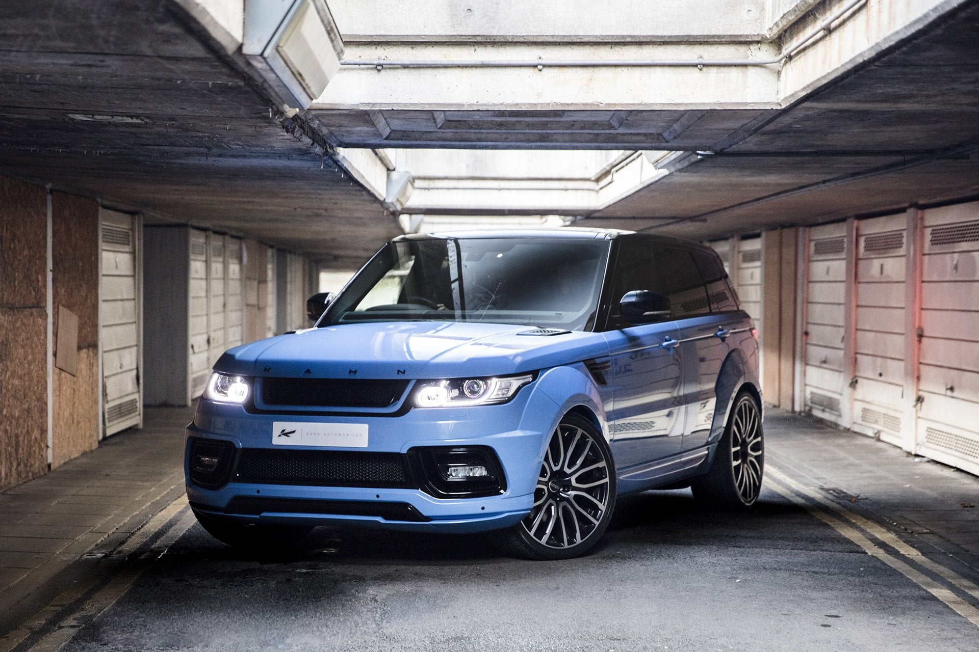 Range Rover Sport (2013-2018) Pace Car Exterior Body Styling Pack by Kahn - Image 2246
