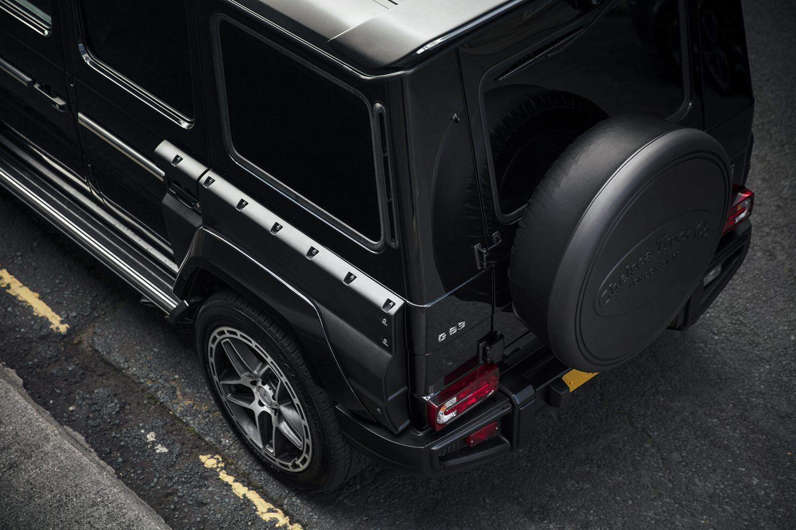 Mercedes G-Wagon (1990-2018) Wide Wing Exterior Body Styling Pack Image 5216
