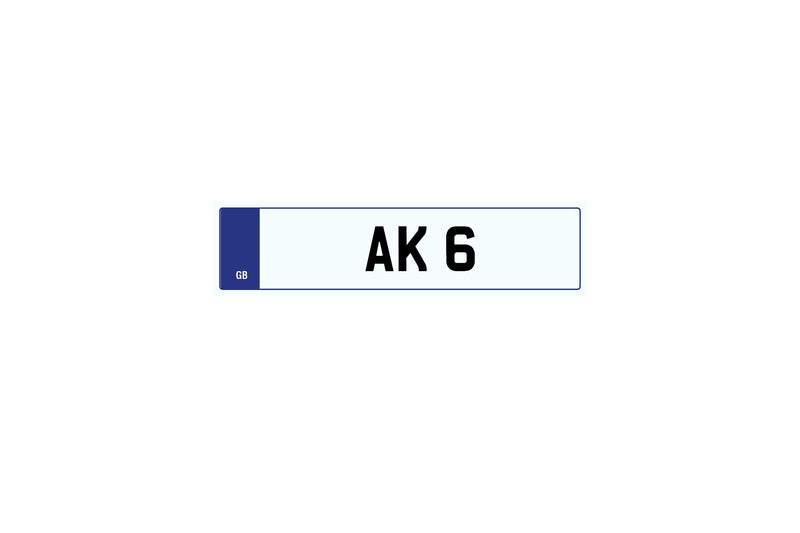 Private Plate Ak 6 by Project Kahn - Image 286
