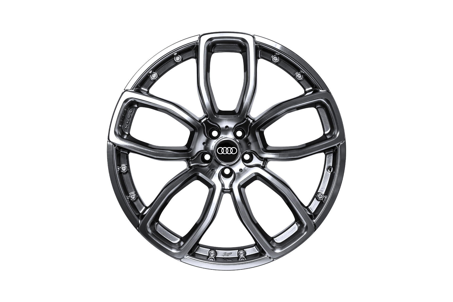 Audi Q7 (2016-Present) 600Le Light Alloy Wheels by Kahn - Image 3572