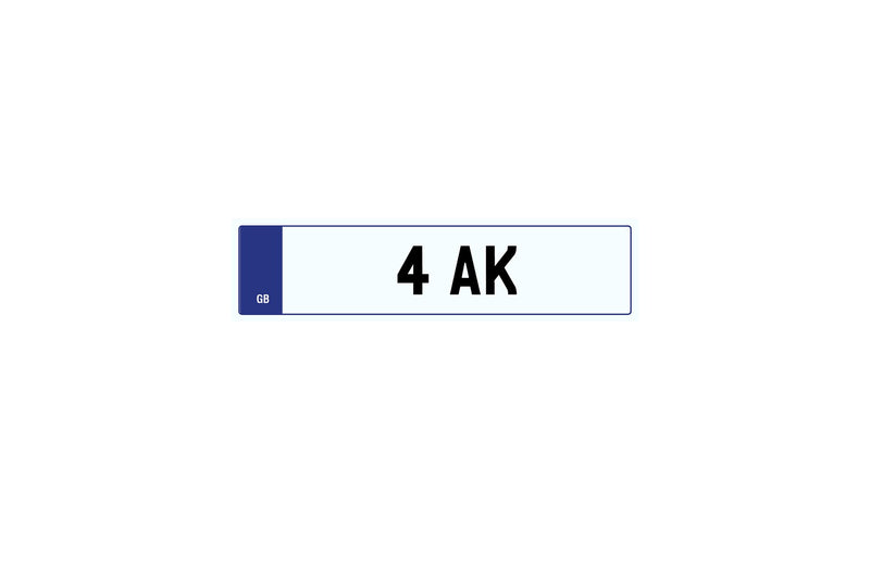 Private Plate 4 Ak by Kahn - Image 284