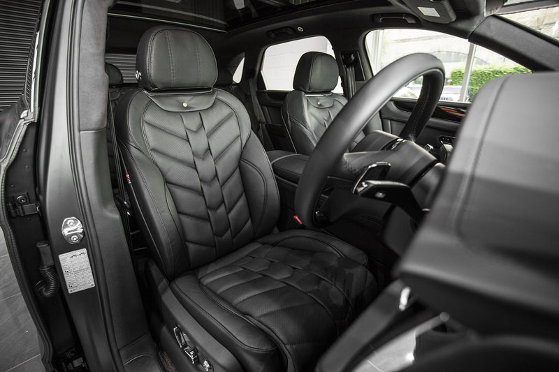 Bentley Bentayga (2016-Present) Leather Interior - 5 Seats by Kahn - Image 1573