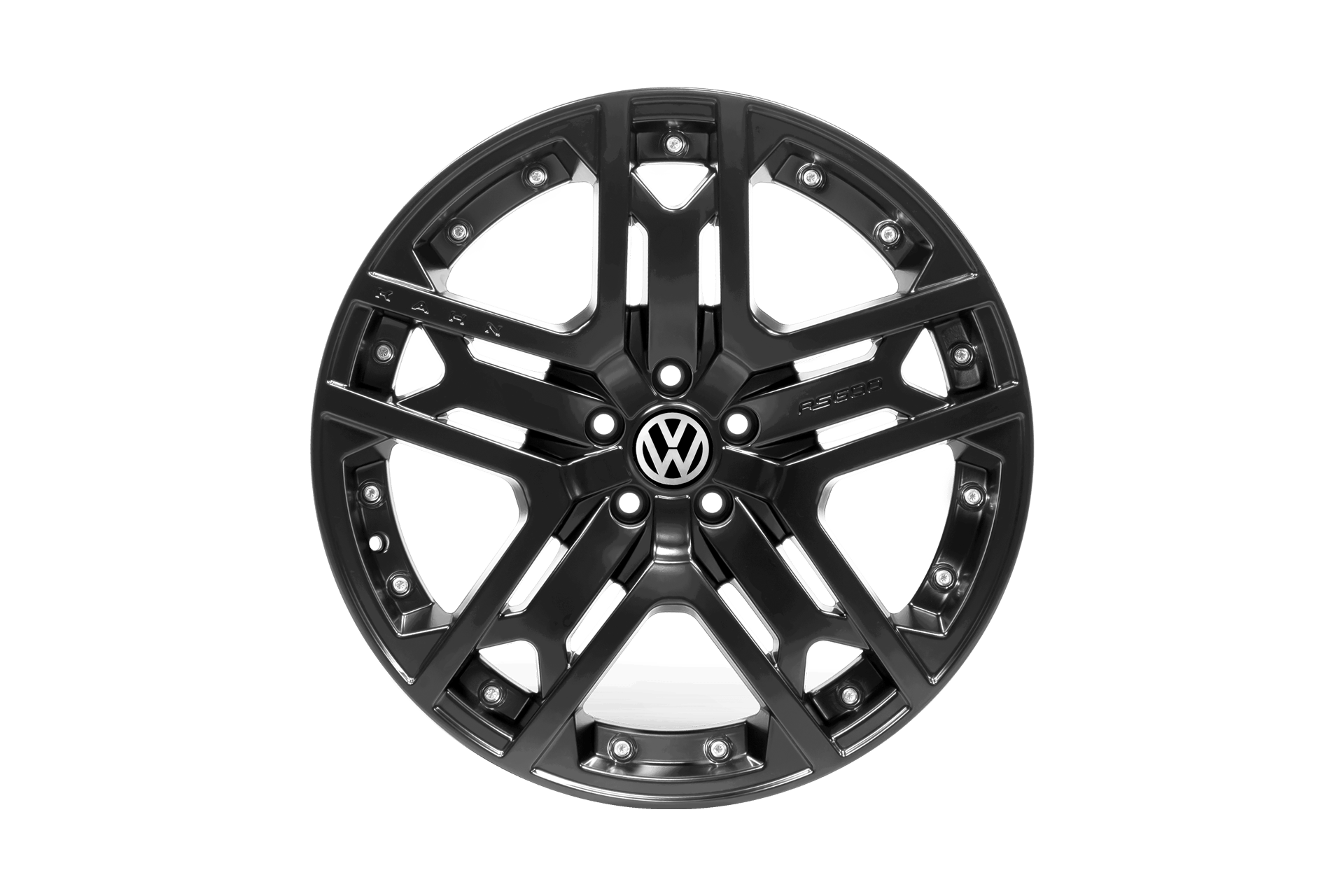 Volkswagen T5 (2003-2015) Rs600 Light Alloy Wheels by Kahn - Image 3042