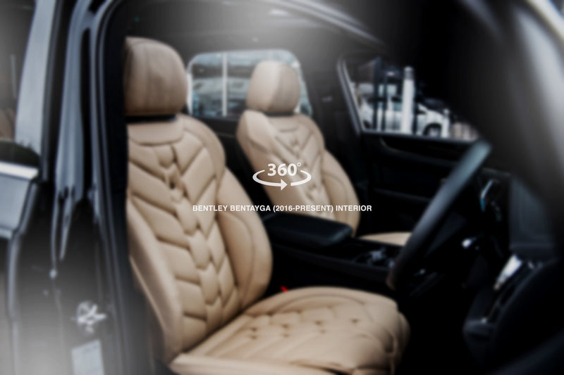 Bentley Bentayga (2016-Present) Comfort Interior - 7 Seats by Kahn - Image 1999