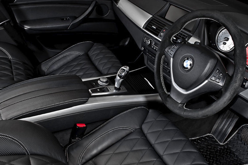 Bmw X5 (2006-2018) Leather Interior by Kahn - Image 1229