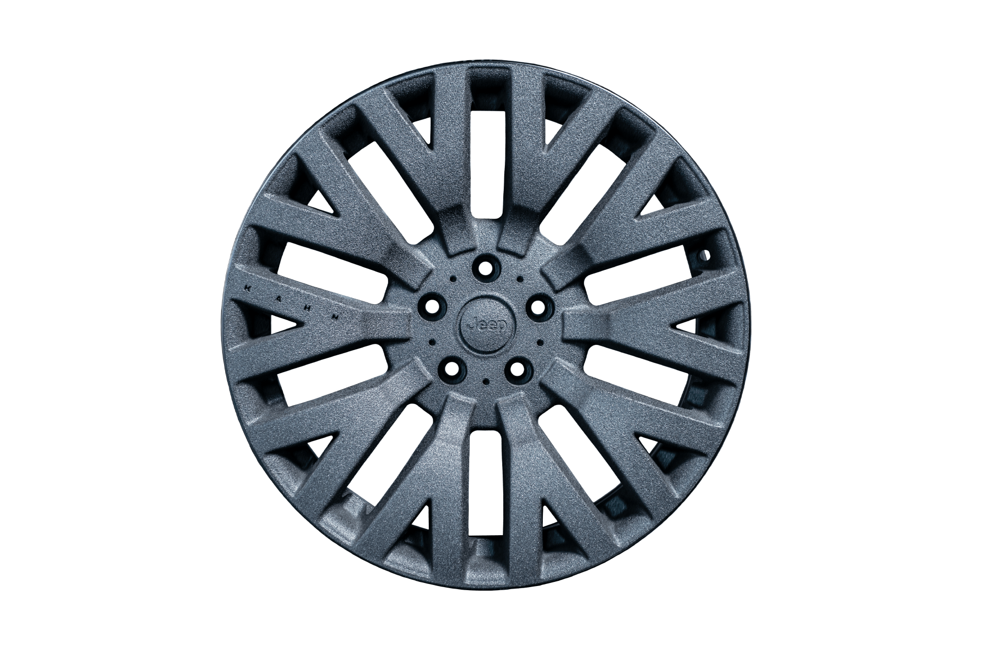 Jeep Wrangler JK (2007-2018) 3D TEXTURE PAINTED 1986 Light Alloy Wheels