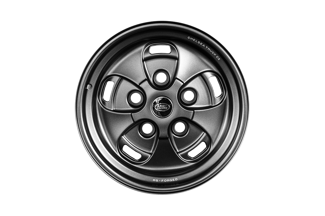 Land Rover Defender (1991-2016) Rostyle Inspired RS-Forged Alloy Wheels - Project Kahn