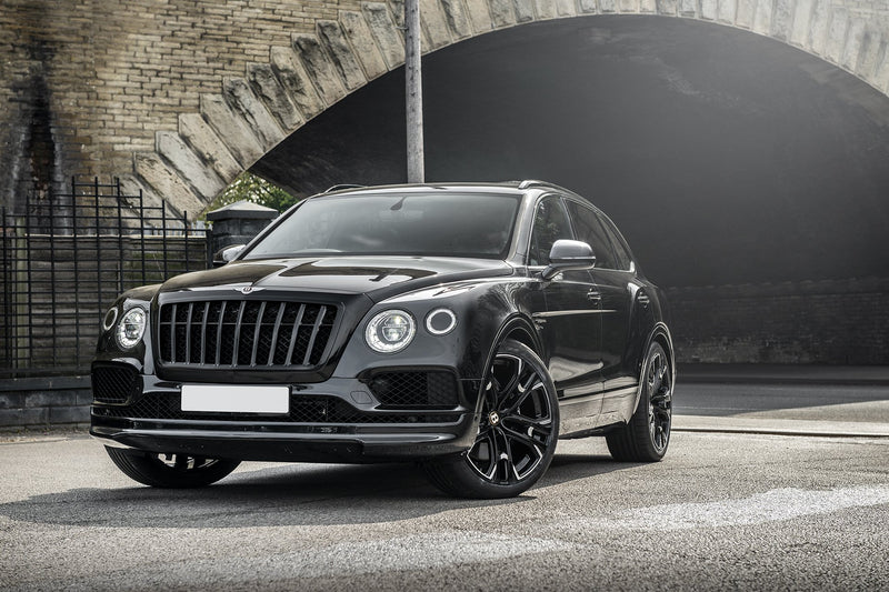 Bentley Bentayga (2016-2020) Carbon Exterior Body Styling Pack by Kahn - Image 2921