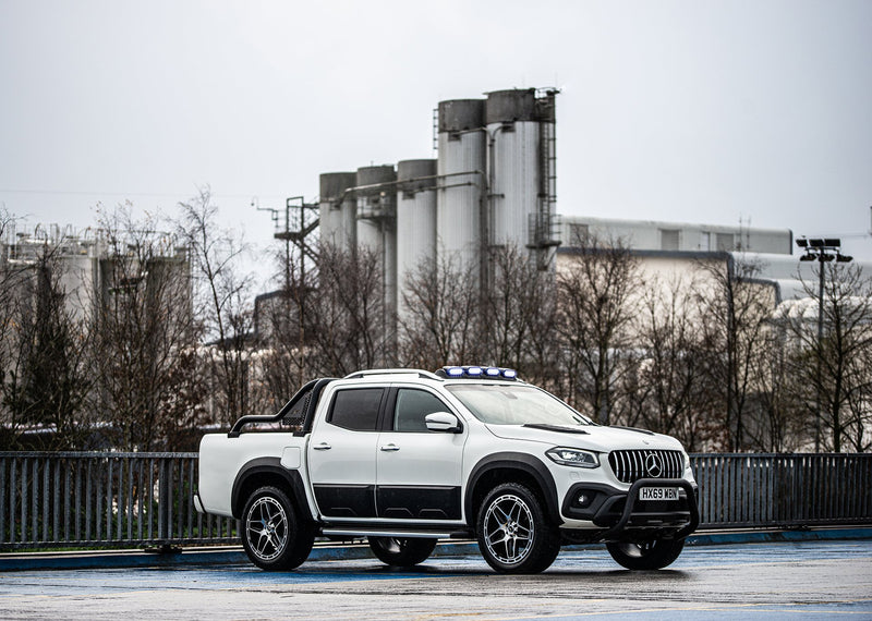 Mercedes Benz X-Class (2019-Present) Bodyguard Exterior Styling Pack by Kahn - Image 2536