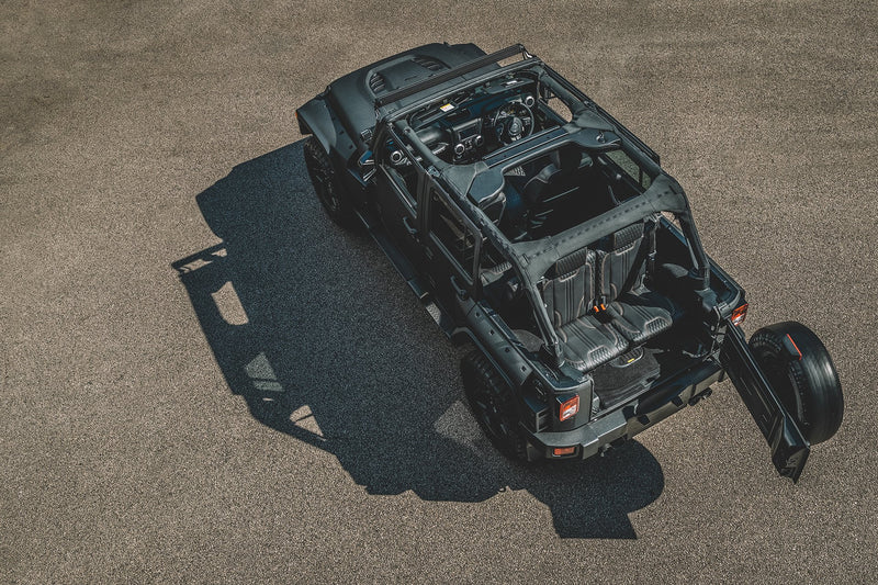 Jeep Wrangler Jk (2007-2018) 4 Door 7 Seat Conversion by Chelsea Truck Company - Image 1275