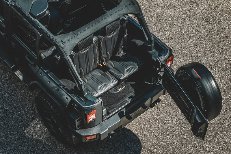 Jeep Wrangler Jk (2007-2018) 4 Door 7 Seat Conversion by Chelsea Truck Company - Image 1269