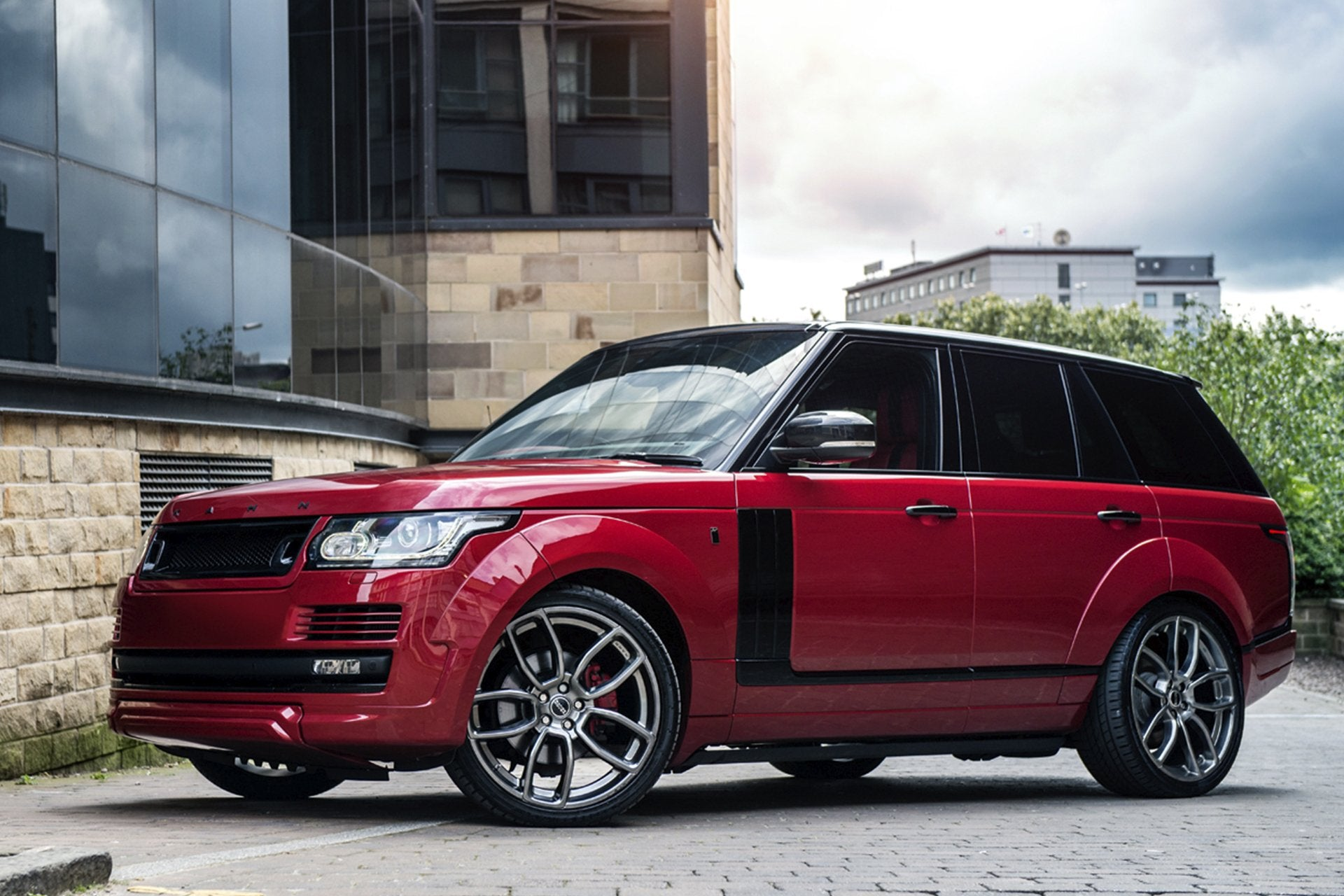 Range Rover (2013-2018) Rs600 Exterior Body Styling Pack by Kahn - Image 2032