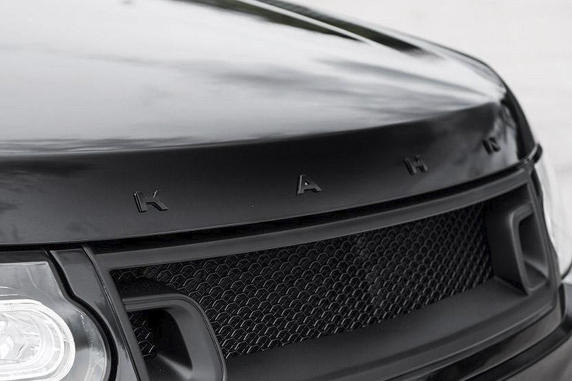 Range Rover (2012-2018) Rs Front Grille With 3D Mesh by Kahn - Image 2031