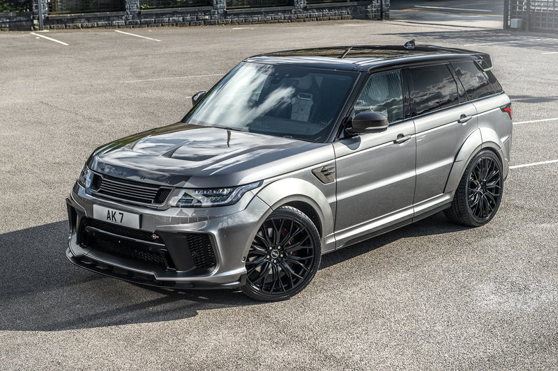 Range Rover Sport Svr (2018-Present) Type 25 Rs-Forged Alloy Wheels by Kahn - Image 3124