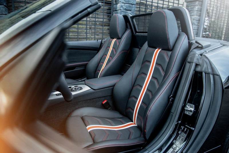 BMW Z4 (2008-2017) Leather Interior