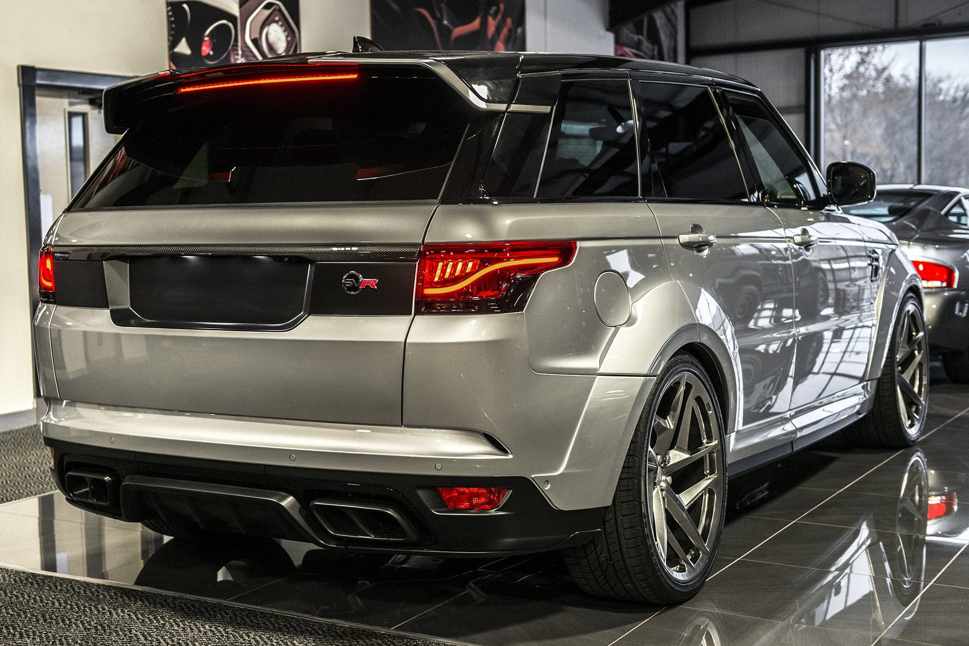 Range Rover Sport SVR (2015-2018) GL-5i Glohh Rear Lights - Project Kahn