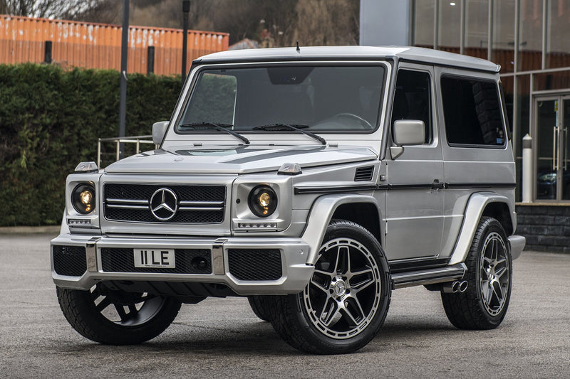Mercedes G-Wagon 2 Door (1990-2006) G63 Style Exterior Body Styling Pack by Chelsea Truck Company - Image 2008