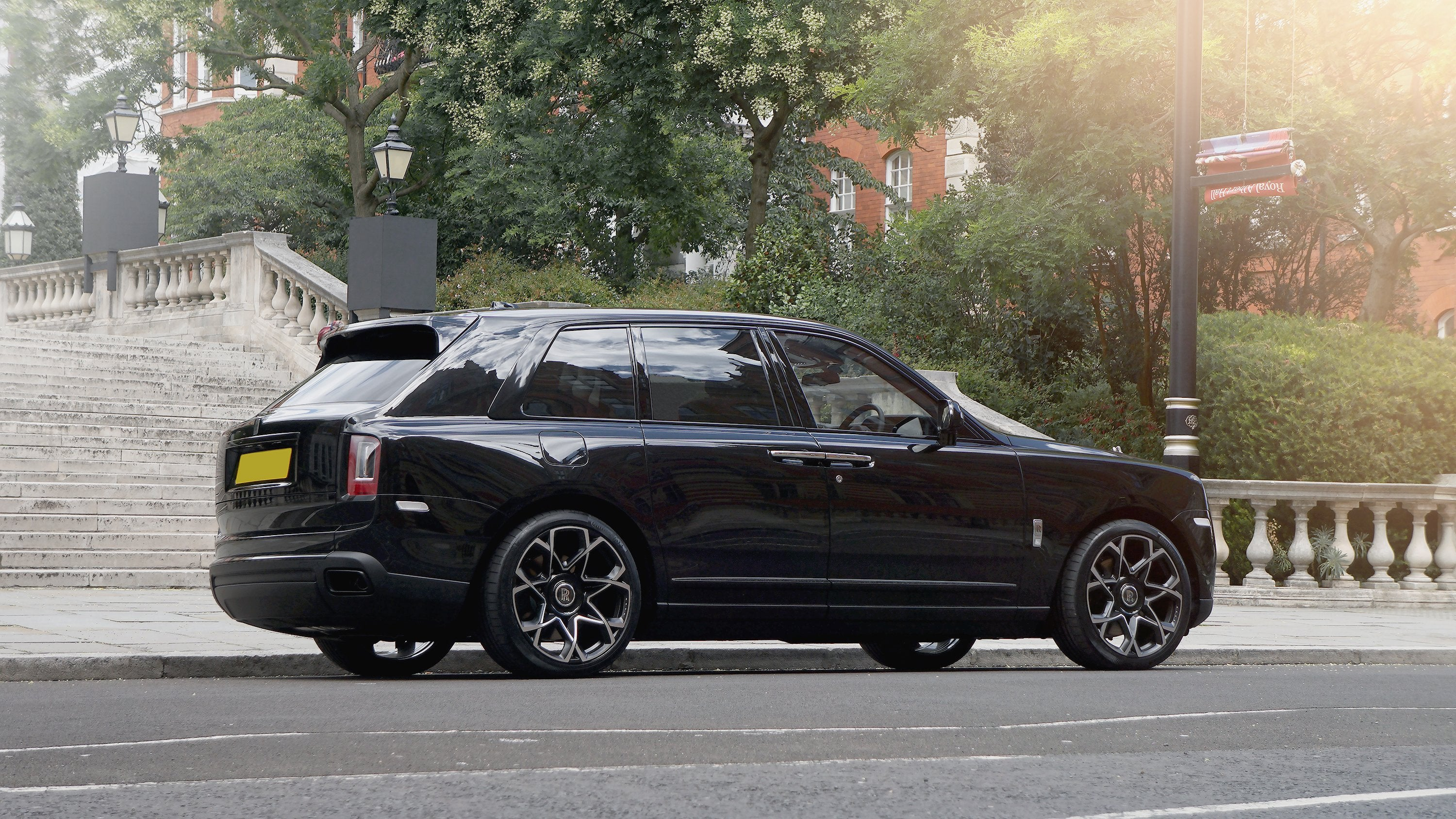 ROLLS ROYCE Cullinan (2018-PRESENT) Tailored Conversion - Project Kahn
