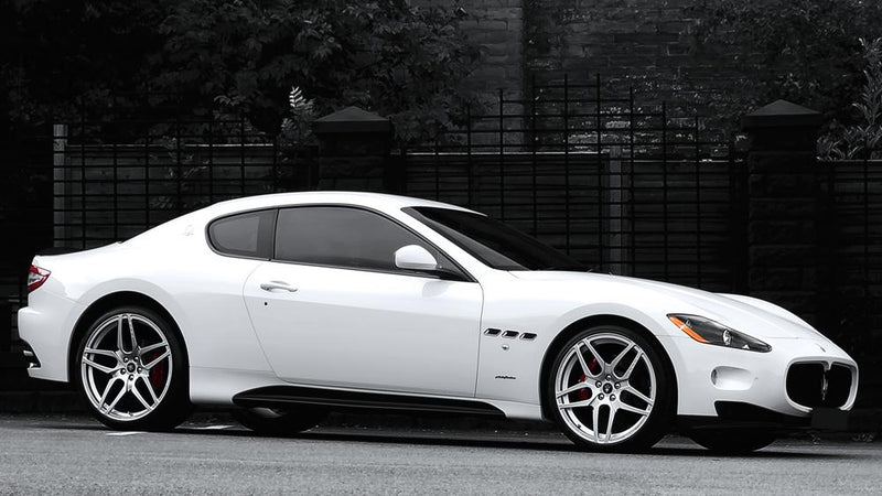Maserati Gran Tourismo (2007-2019) Monza Super Leggera Light Alloy Wheels by Kahn - Image 3937