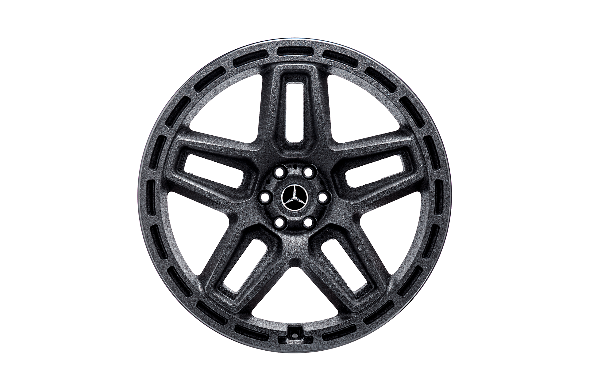 Mercedes Benz X-Class (2019-Present) G06 Light Alloy Wheels by Kahn - Image 2980